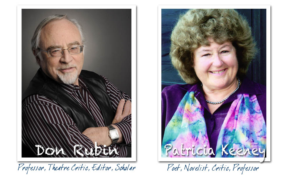 Wapitiwords - Don Rubin and Patricia Kenney